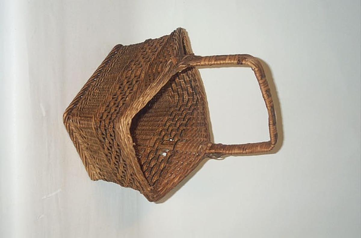 Form: Rektanguler med hank