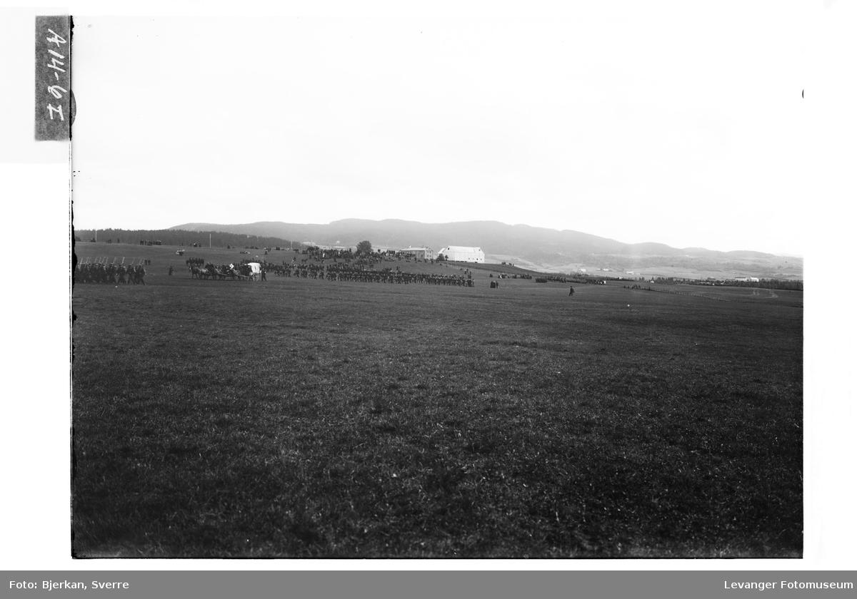 Oversiktsbilde fra Rinnleiret sommeren 1905 VII