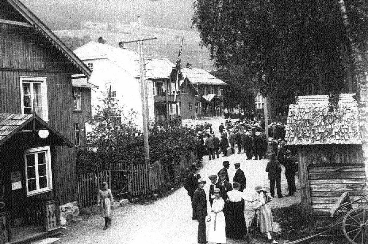 Telemark Fylkesungdomslagsstemne 1927