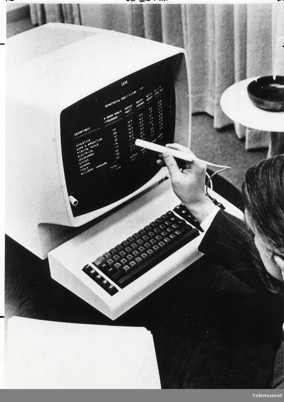 22.0 IBM - Diverse maskiner