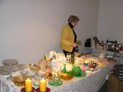 Samlerdag på Berg-Kragerø Museum. Mars 2008
