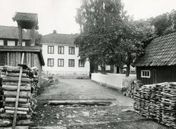Shipsreder A. Lindvigs hjem, Tallakshavn, 1916