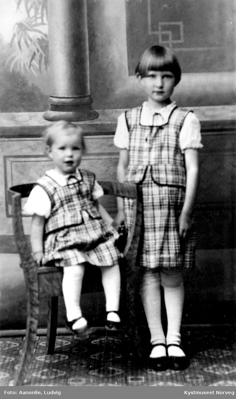 Ranveig og Nancy Jørgensen