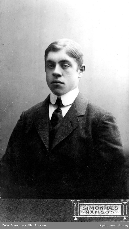 Johan Albertsen Fjukstad