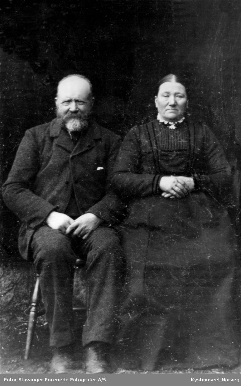 Milla og Ole Kristiansen Valø