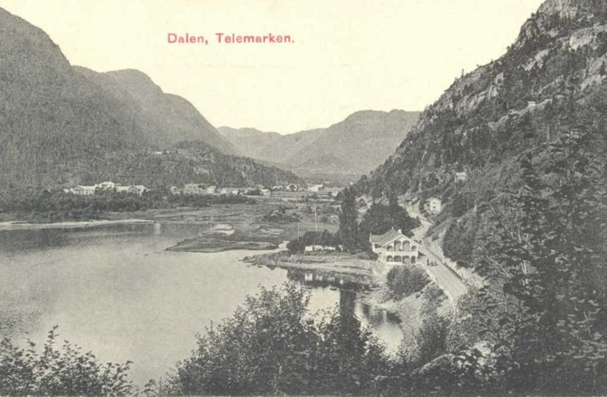 Dalen - Lastein Hotell