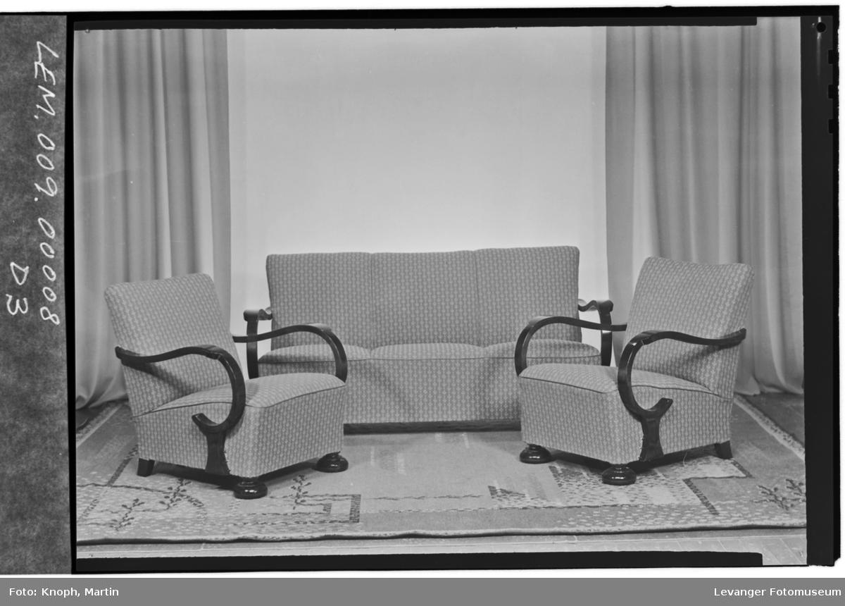 Møbler fra firmaet Aavik.
