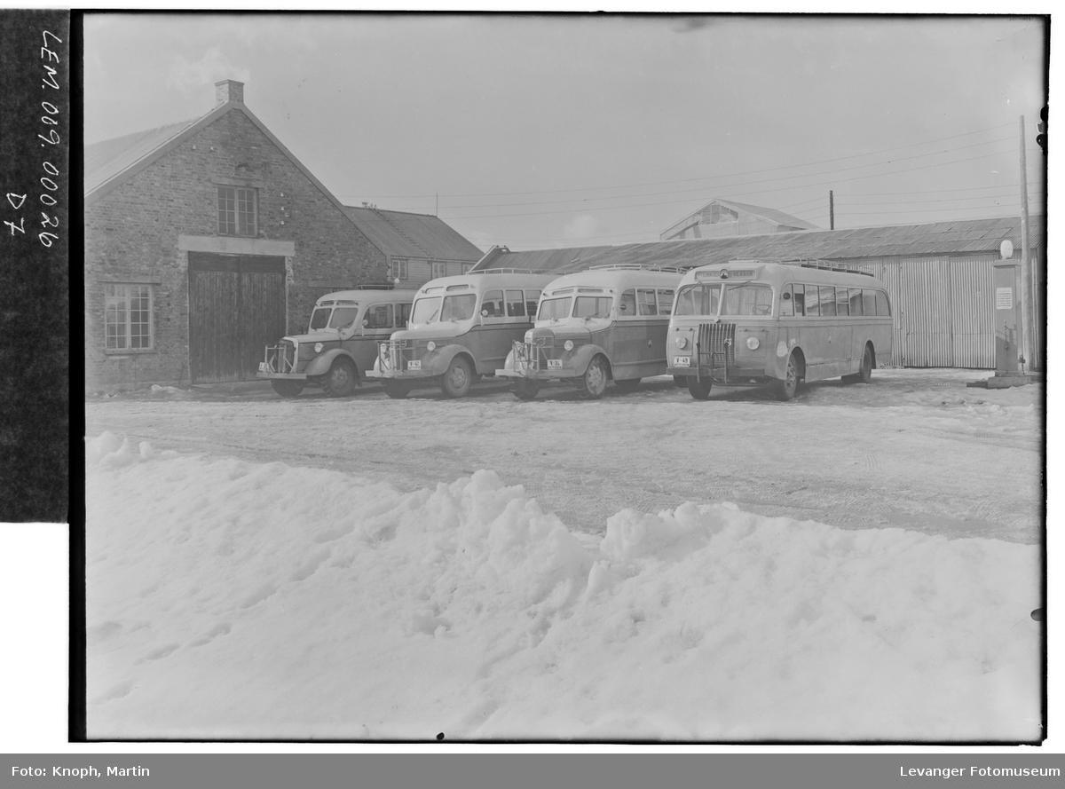 Fylkesbilene i Nord-Trøndelag