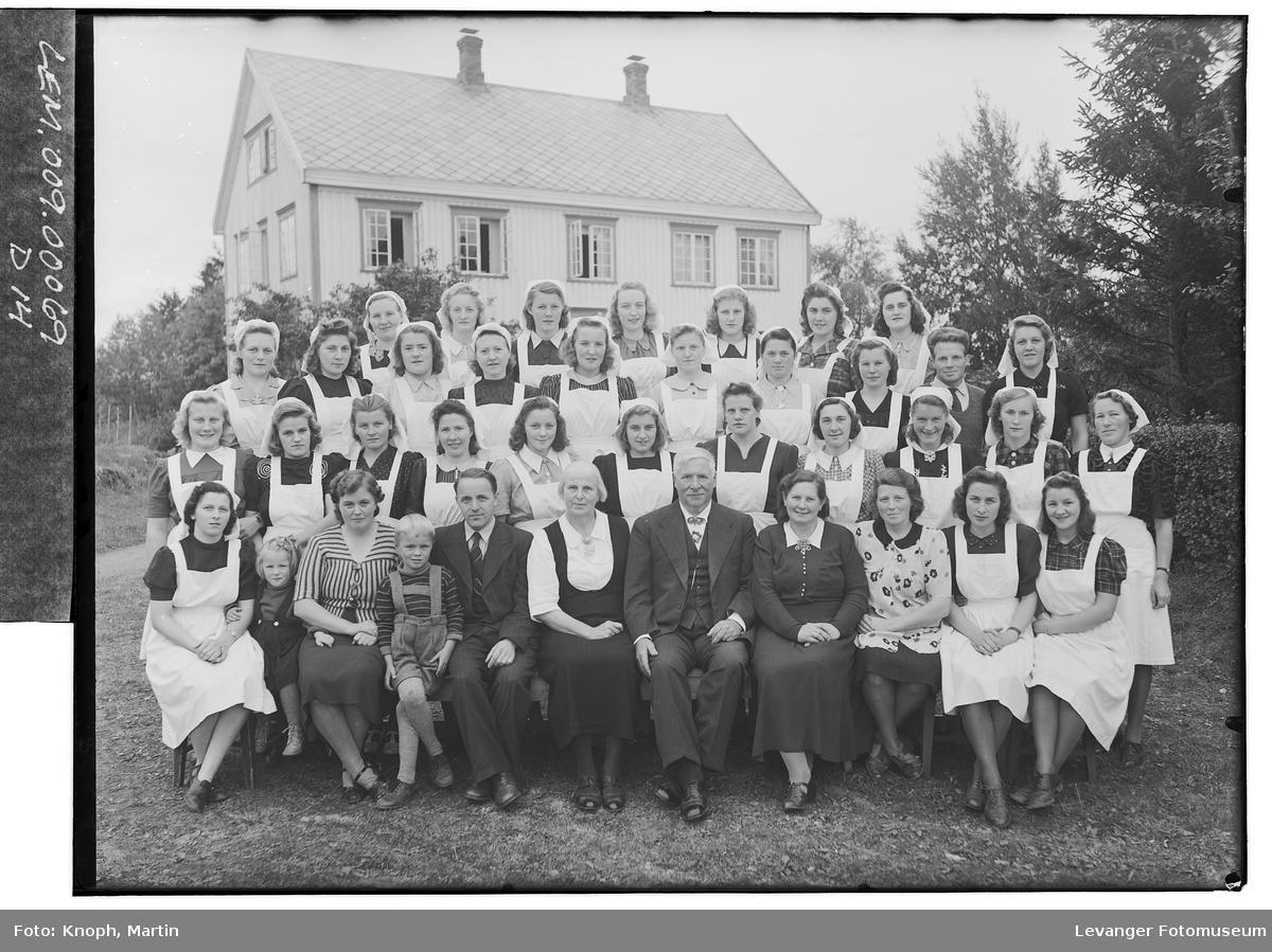 Elever ved Sund Folkehøgskole I