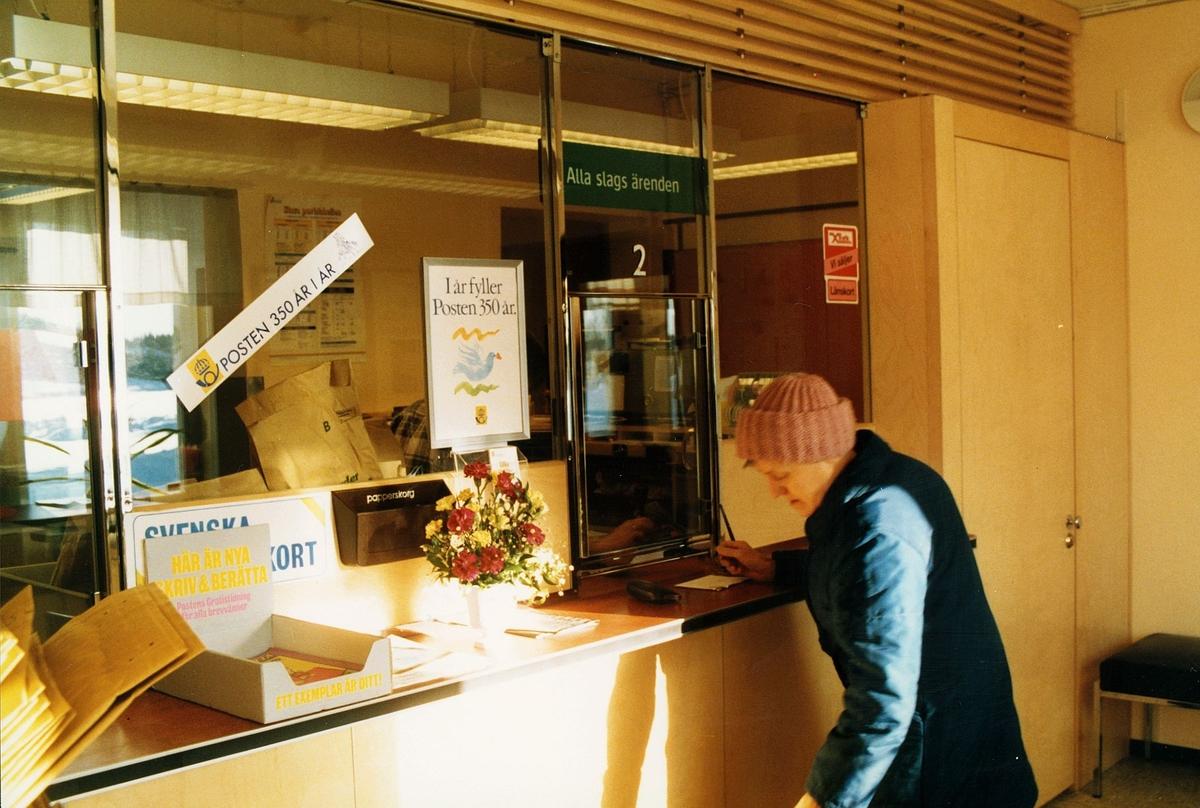 Postkontoret 820 12 Rengsjö Utbyvägen 2