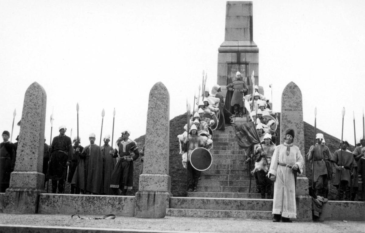 Jubileum - Monument.
