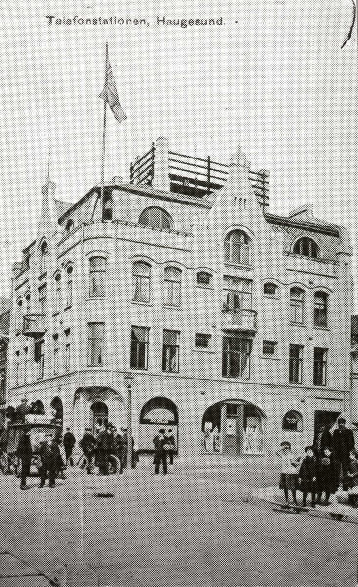Byhus - offentlig bygning