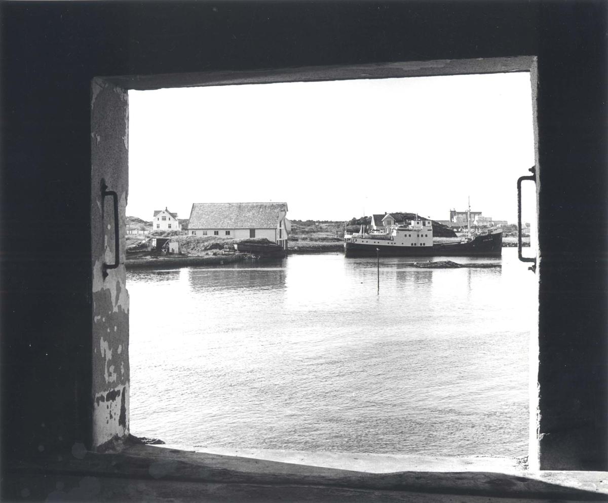 Eksteriør - Havnemiljø.