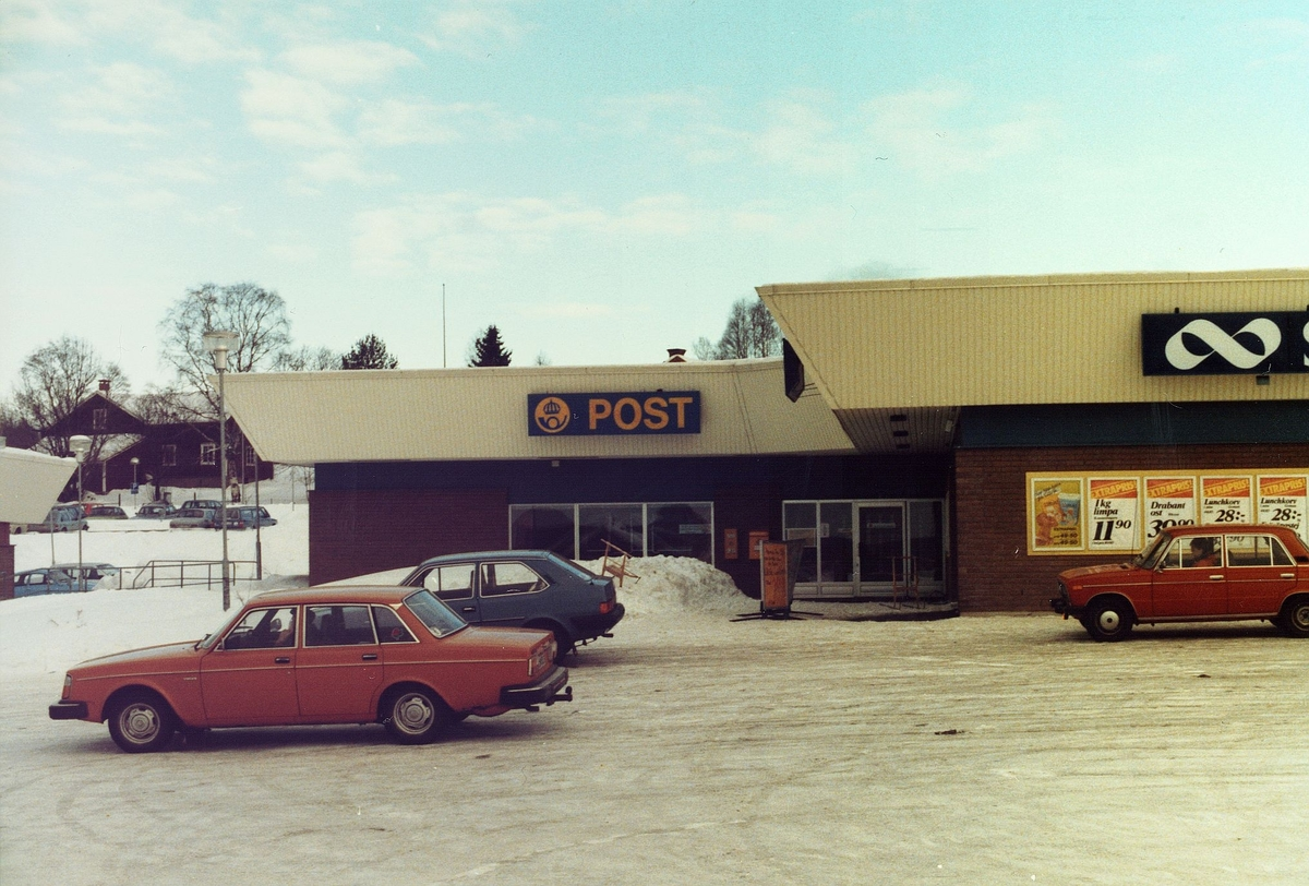 Postkontoret 860 35 Söråker Folketshusvägen 1