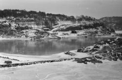 "Text till bilden: ""Skeppsviken"". Album 2 bild 65."