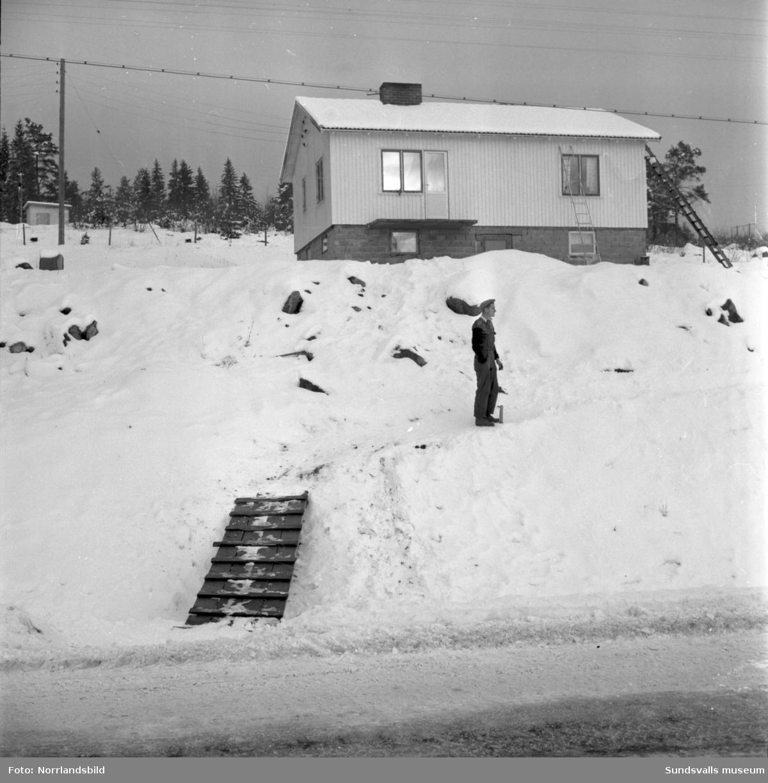 Nybyggare i Stavreviken blir utan tillfartsväg.
