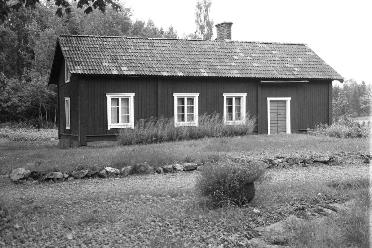 Bostadshus, Ycklinge 1:4, Stentorpet, Rasbokils socken, Uppland 1982
