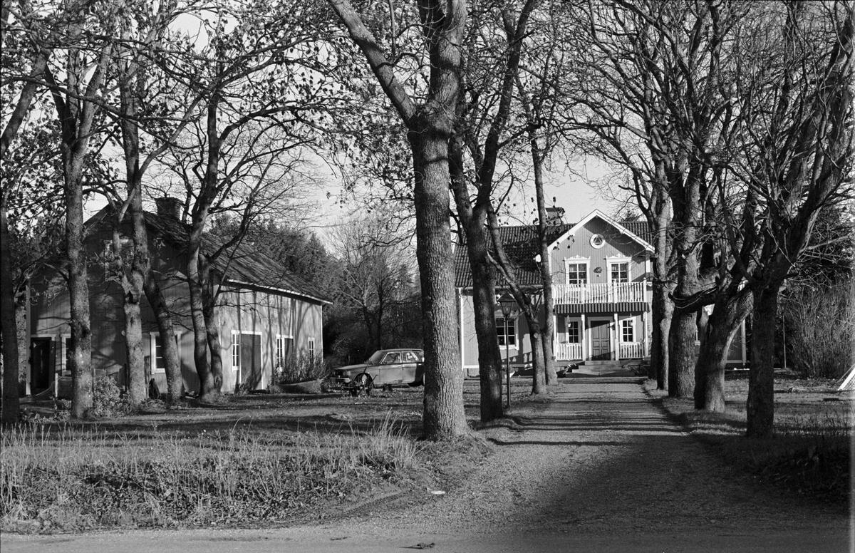Brygghus och bostadshus, Skillsta 2:15, Skogs-Tibble socken, Uppland 1985