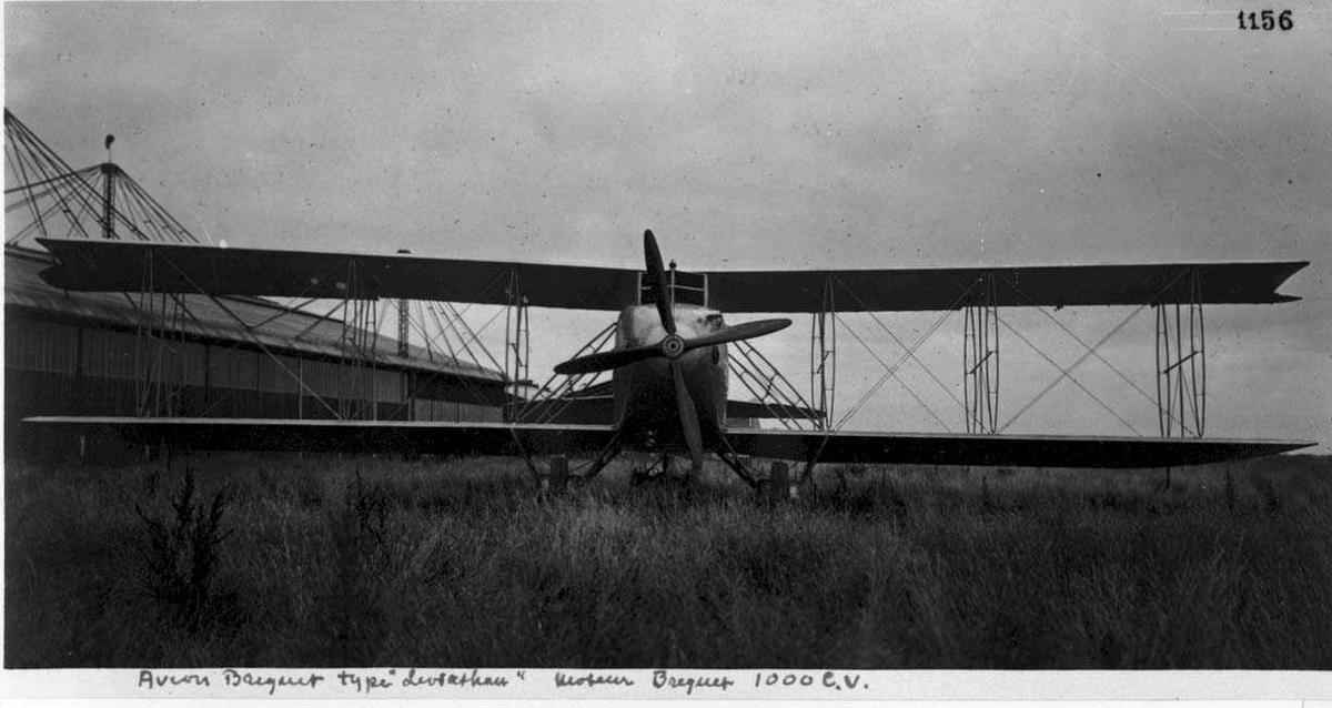 Ett fly på bakken Breguet