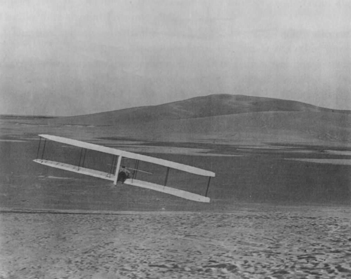 Eldre flytype.