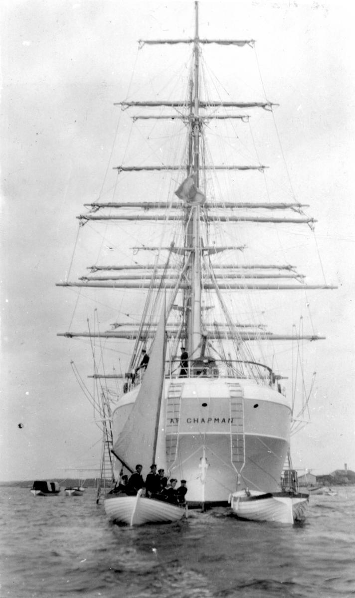 Fartyg: AF CHAPMAN                      Övrigt: Segelfartyget af Chapman