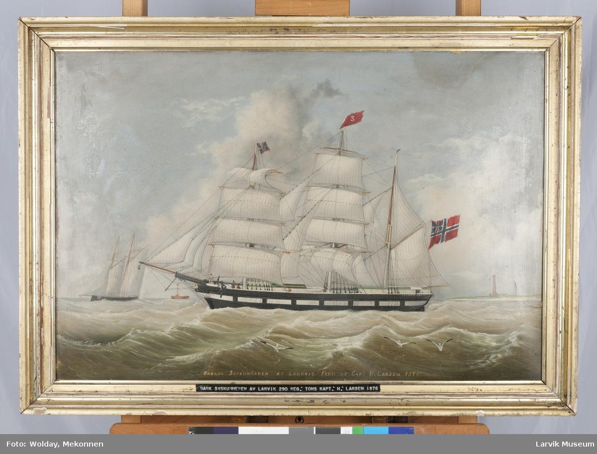 Barken Søskummeren af Larvik