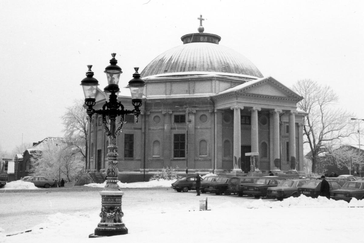 Övrigt: Trefaldighetskyrkan vintertid