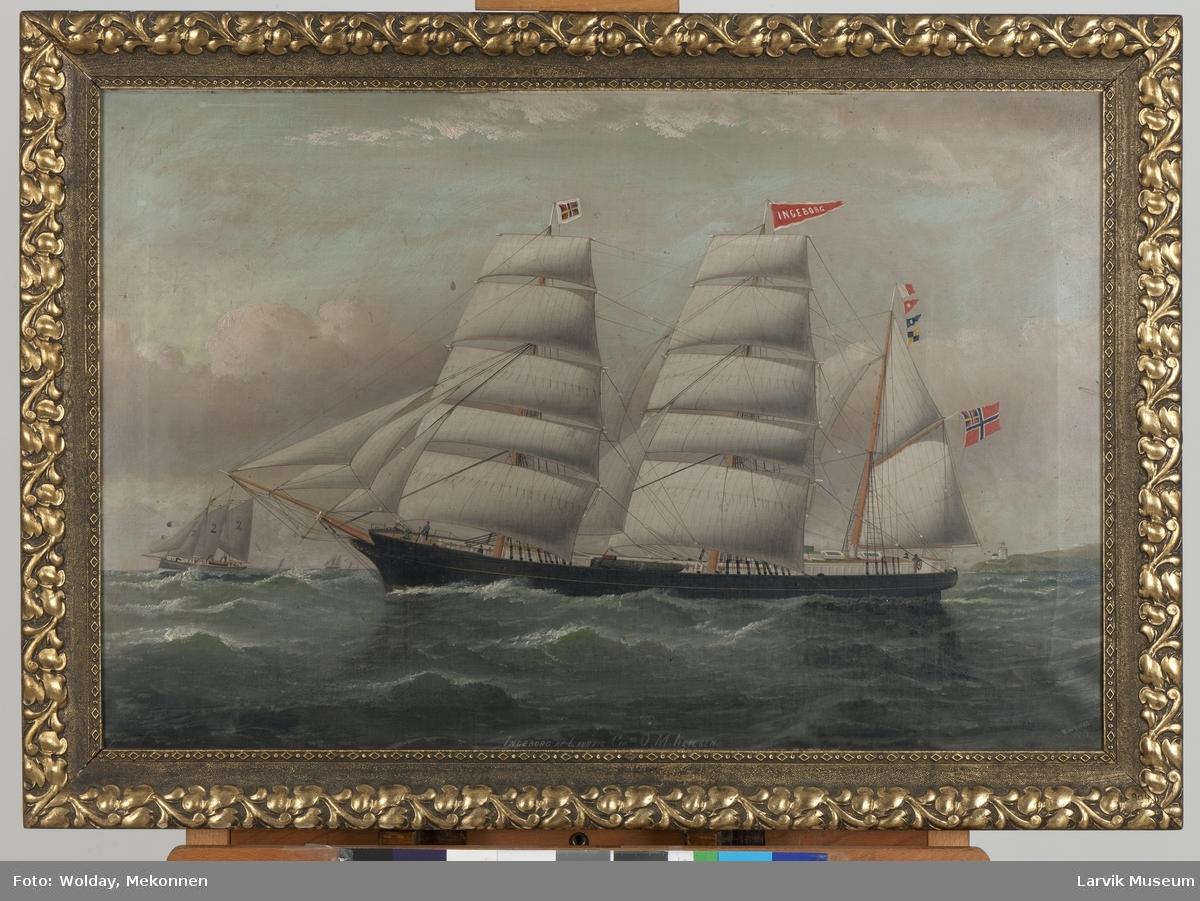 Bark Ingeborg av Larvik