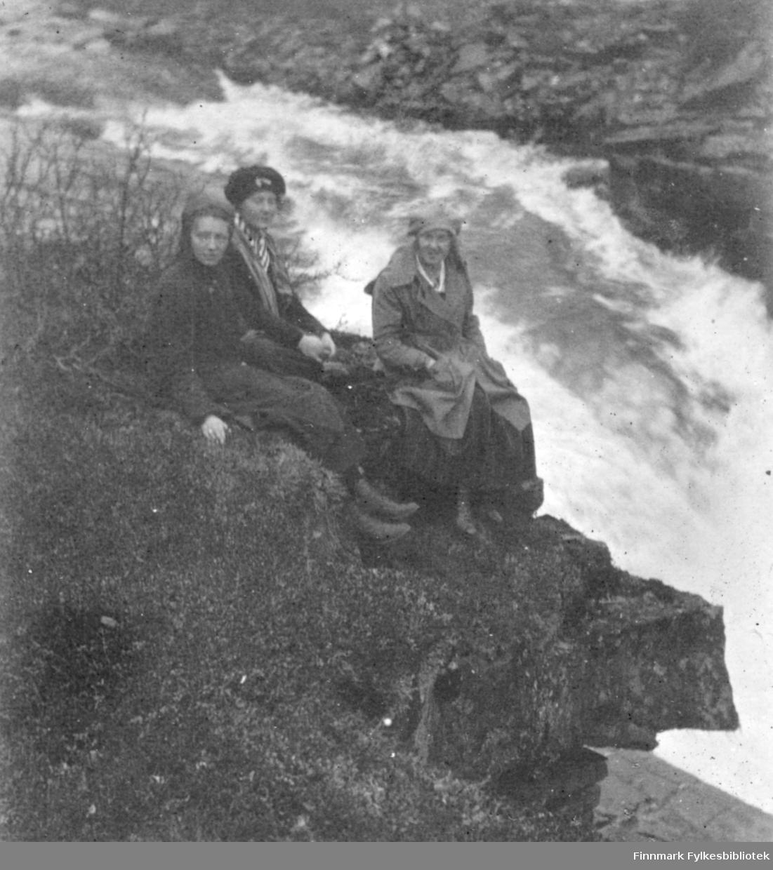 Vestre Jakobselv sommeren 1921