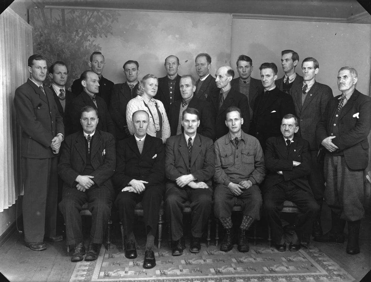 Åmot Kommunestyret 1945-1947