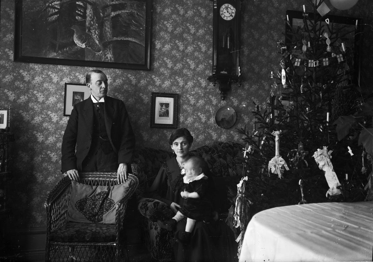 """""""Julfirande hos familjen Bergman"""", Uppsala"""