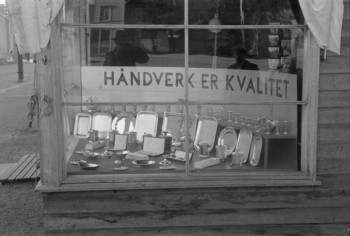 Håndverksutstilling. Elverum.