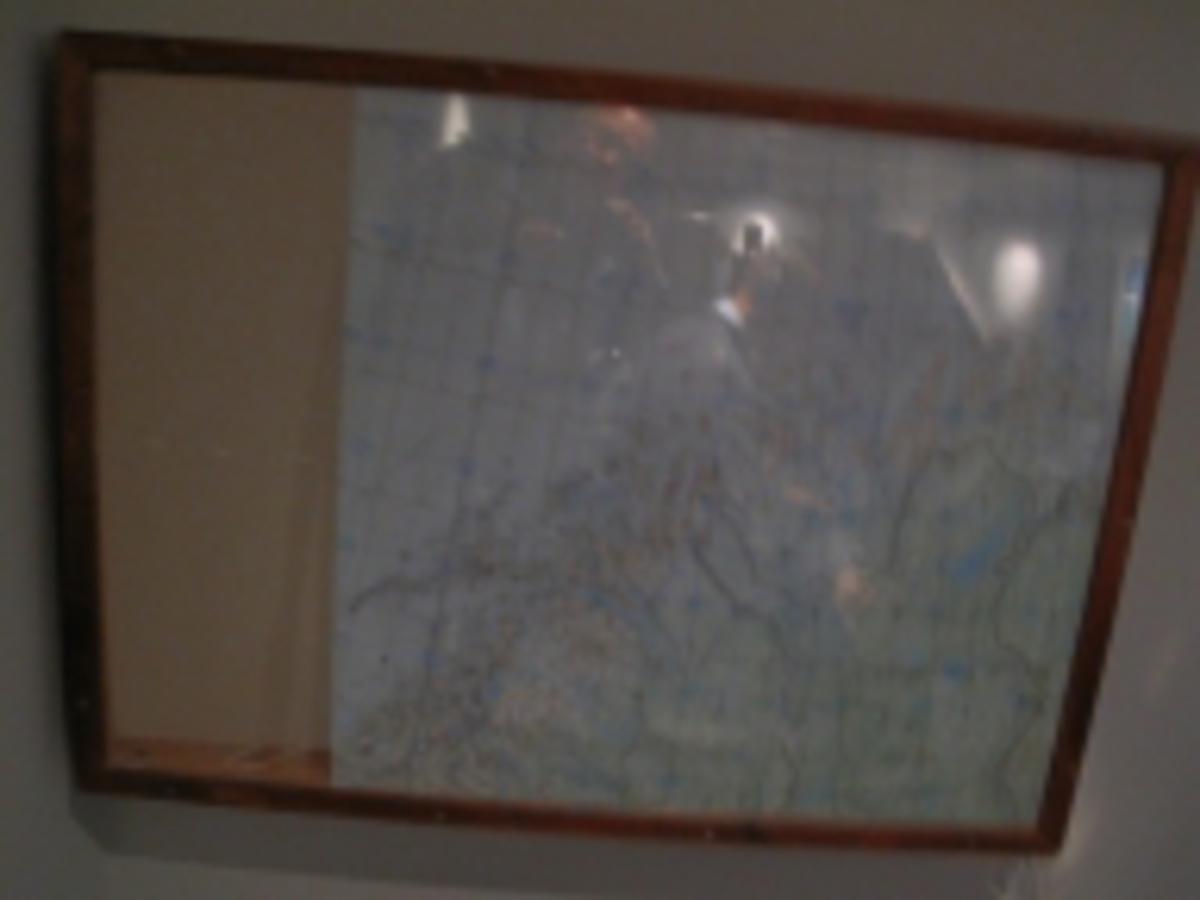 Utstilling 1 etg. K/V seksjonen