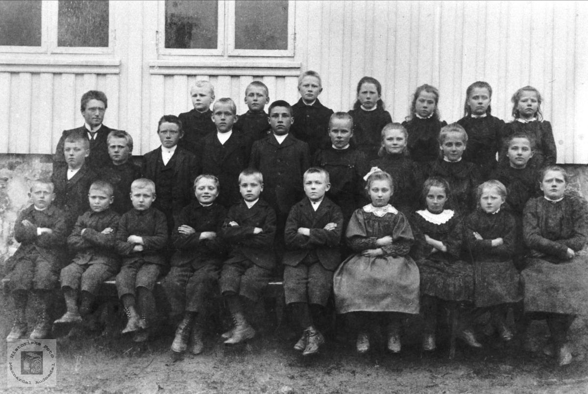 Tjomsland skole