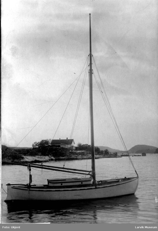 fartøy, skøyte, lystbåt