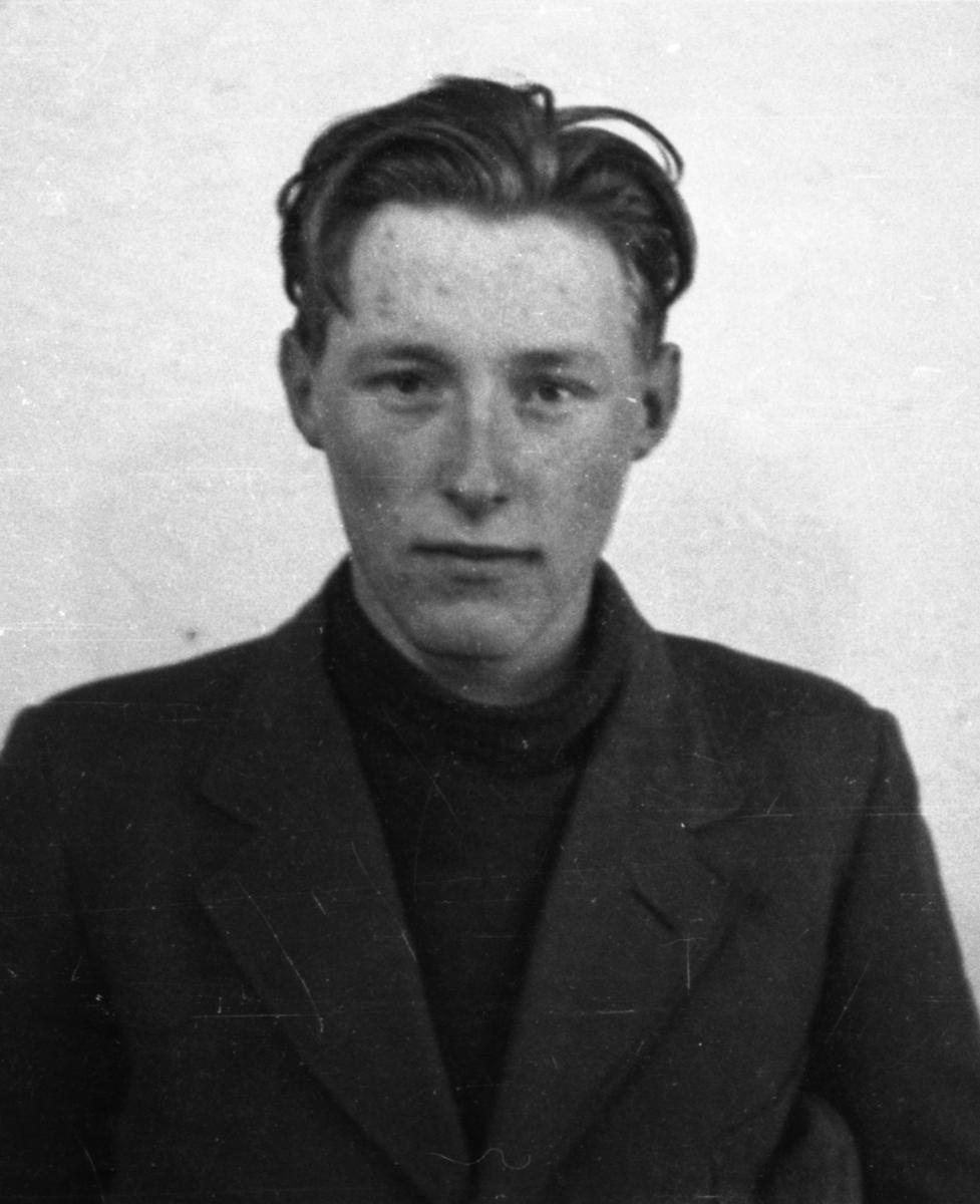 Passbilde av Kristian Haugstad.