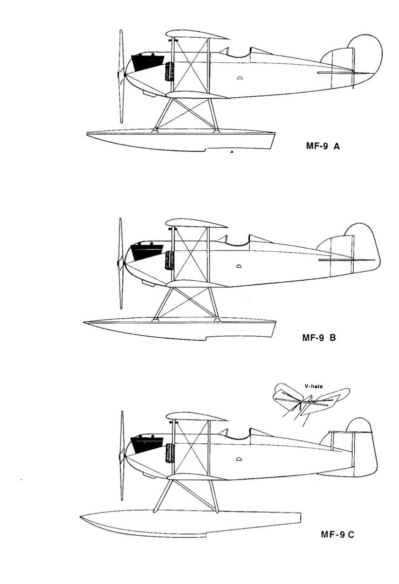 Treplanskisse, MF-9 Høver.