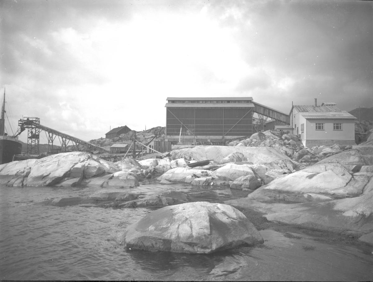 Kystlandskap - Fiskemottak