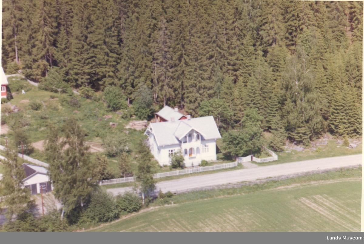 Flyfoto bolig H. Braaten, Odnes