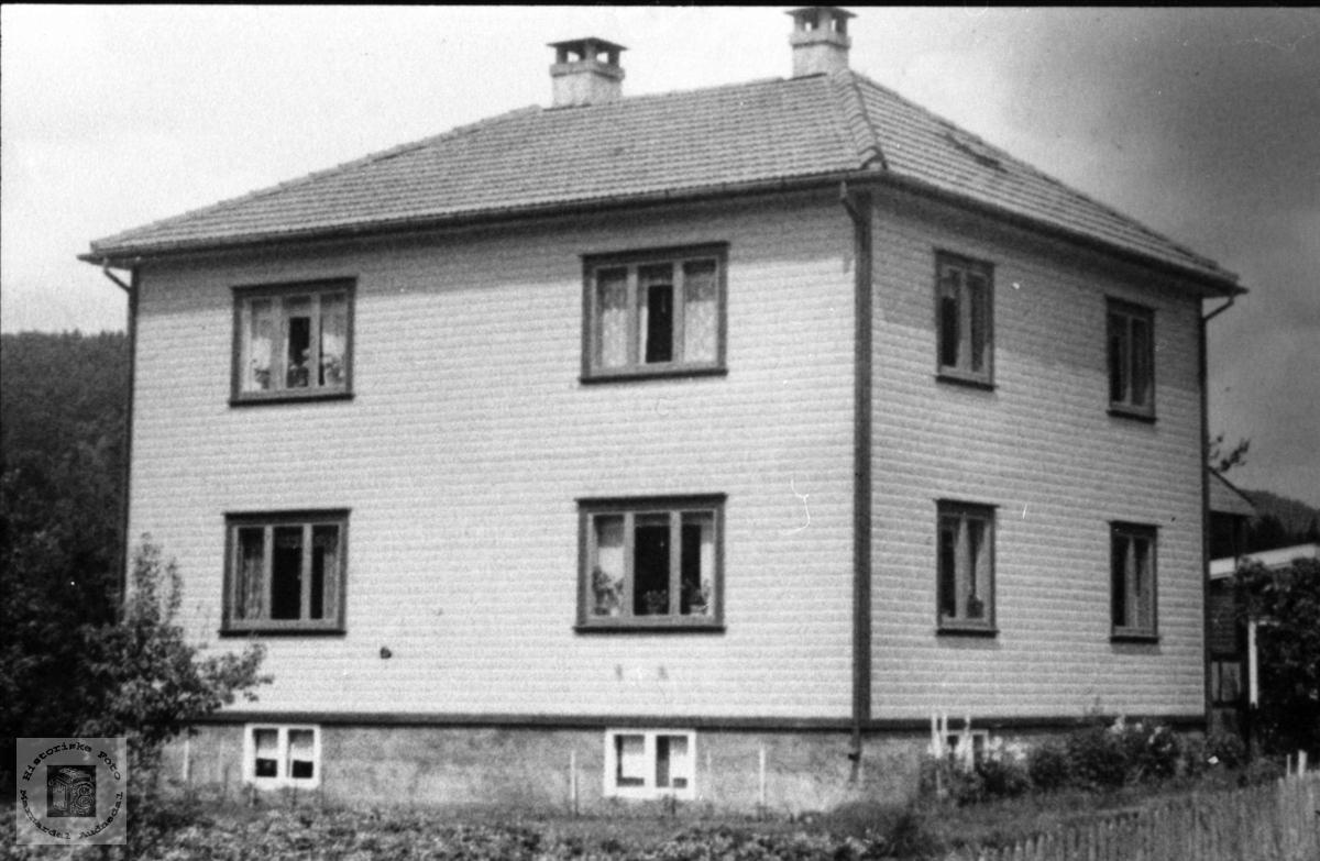 Anne Solås hus, Heddeland