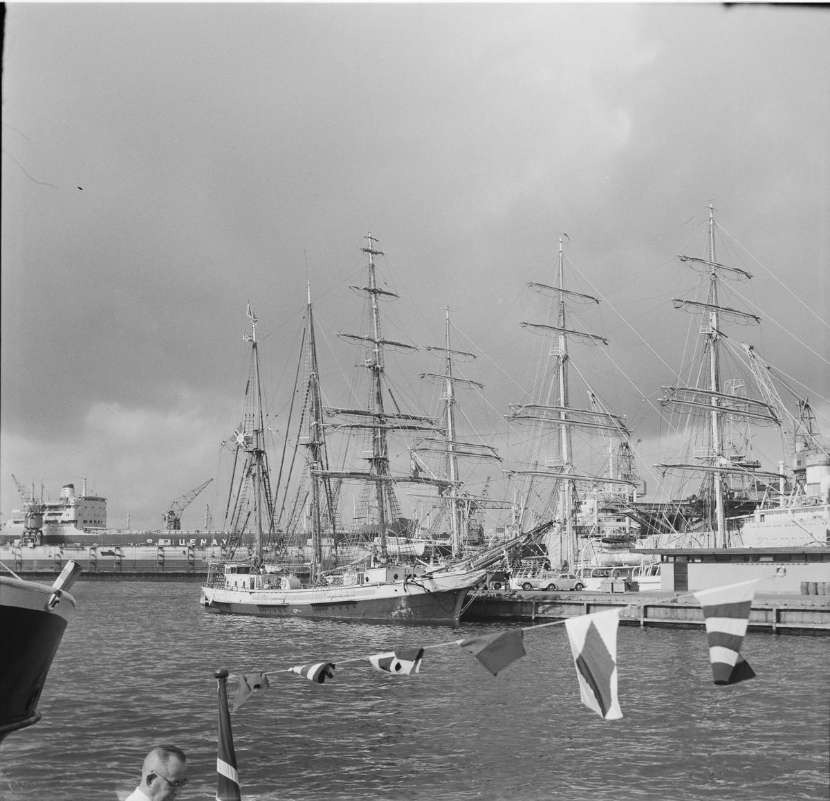 Seilskute i Oslo havn