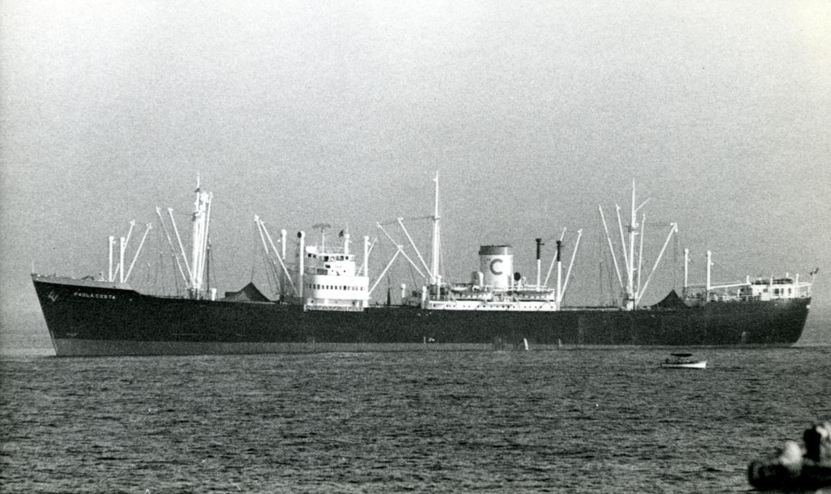 Ägare:/1967-71/: Costa Armatori S.p.A. Hemort: Genova.
