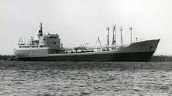 Ägare:/1969-87/: Suomen Petrooli O/Y. Hemort: Helsingfors.