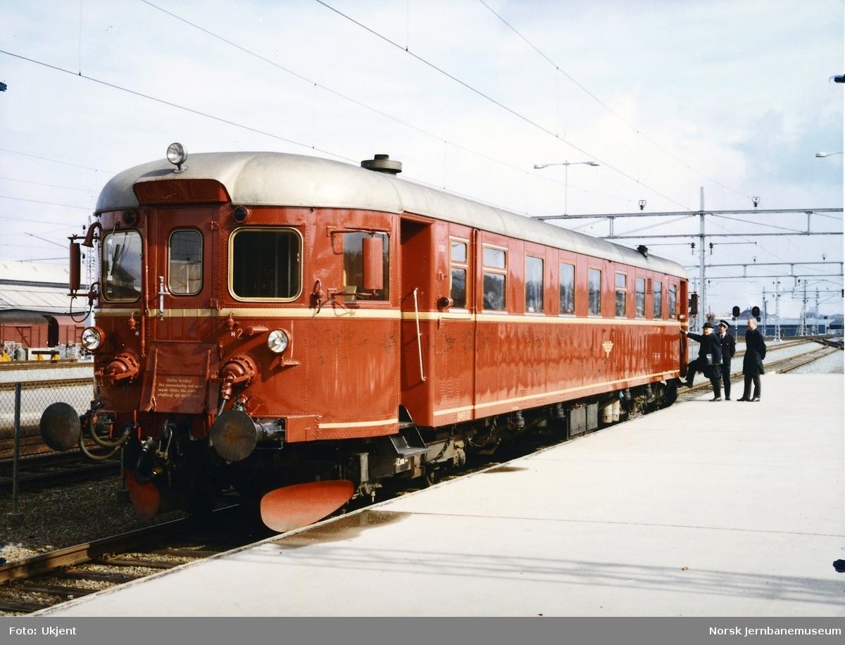 NSB dieselmotorvogn BM 91H02