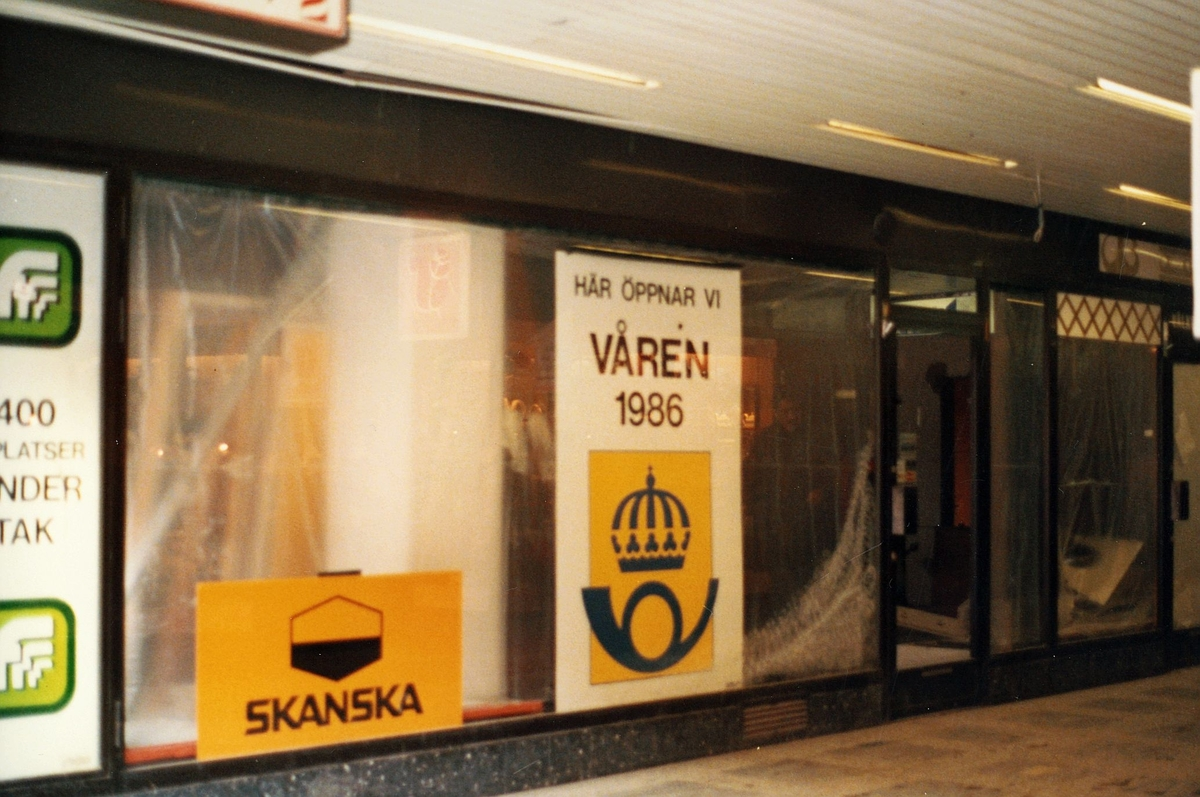Postkontoret 351 02 Växjö Storgatan 36