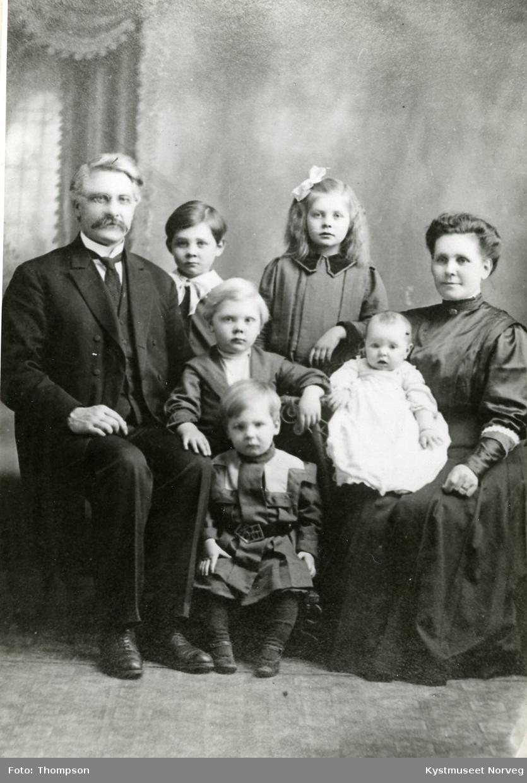 Famlien  Wilhelm Hagen