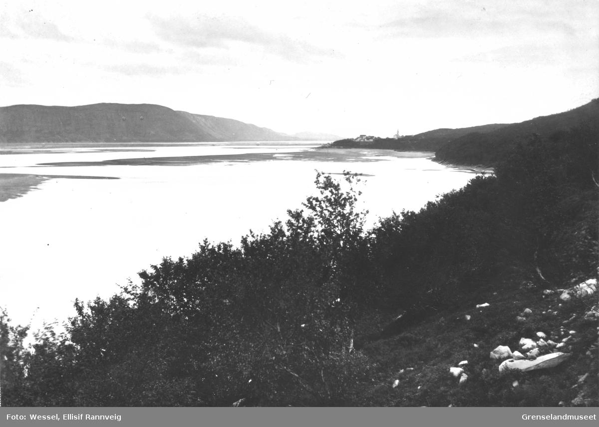 Langnes, Tana ca 1900
