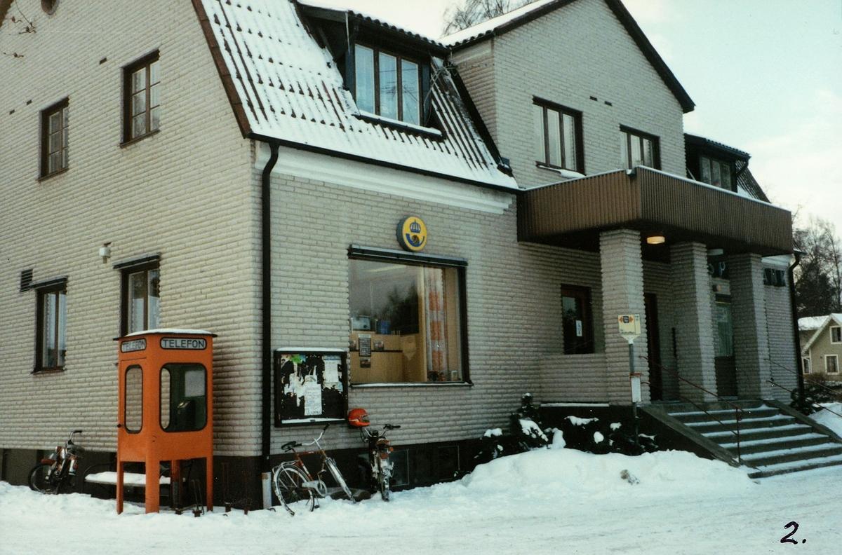 Postkontoret 370 34 Holmsjö