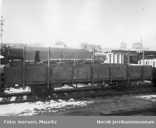 NSB plattformvogn litra Tl4 nr. 60693