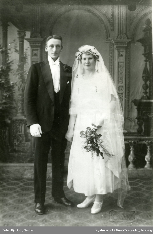 Hjørdis og Olaf Floan